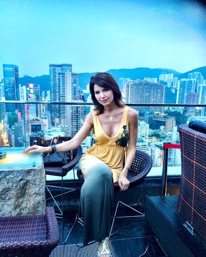 Wooloomooloo steak house Hong Kong - lifestyle travel and fashion blog - Eat Fly Dress by Yuliah Vine