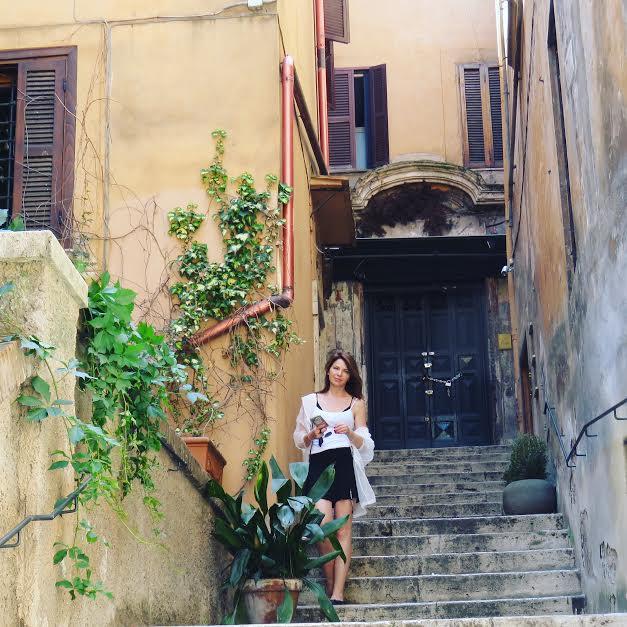 Весь Рим за 24 часа - Италия - Eat Fly Dress by Yuliah Vine
