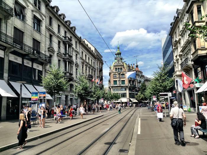 Что я увидела в Цюрихе за 24 часа - Eat Fly Dress by Yuliah Vine