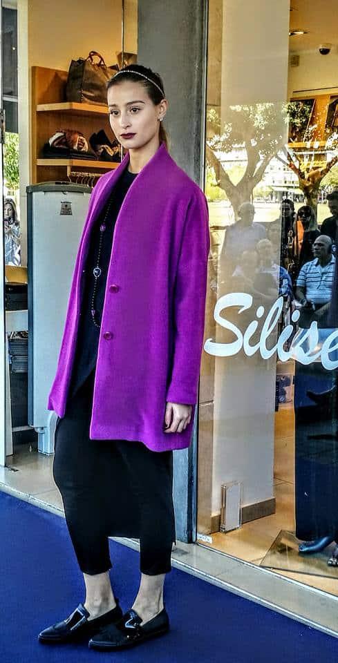 Silise коллекция зима - осень 2017-2018 Eat-Fly-Dress by Yuliah Vin