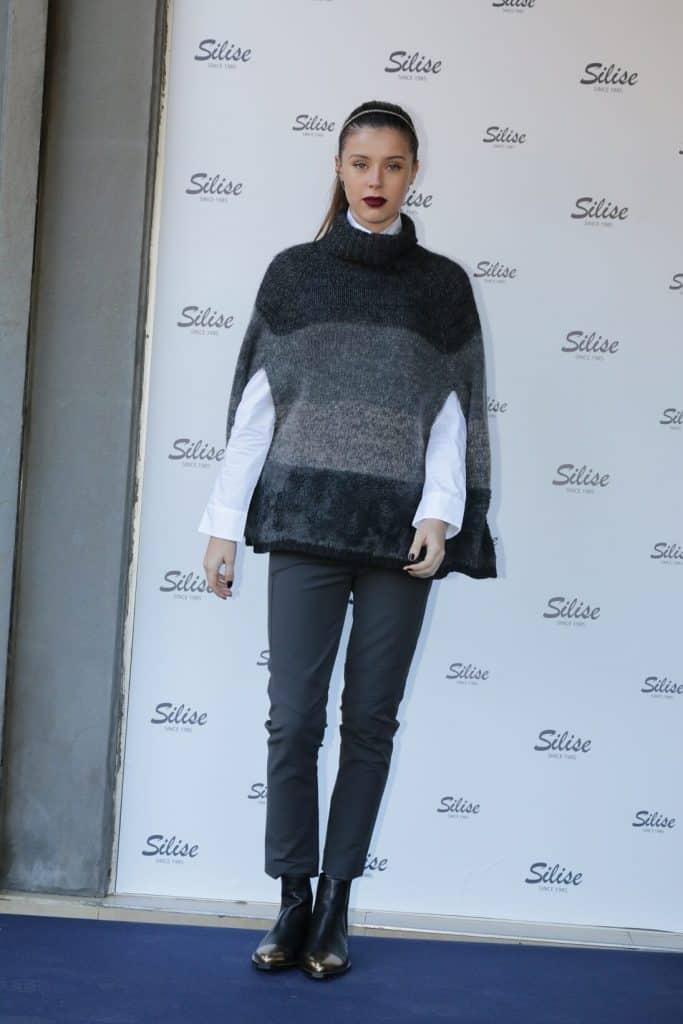 Показ мод коллекции Silise 2017-2018 eat-fly-dress