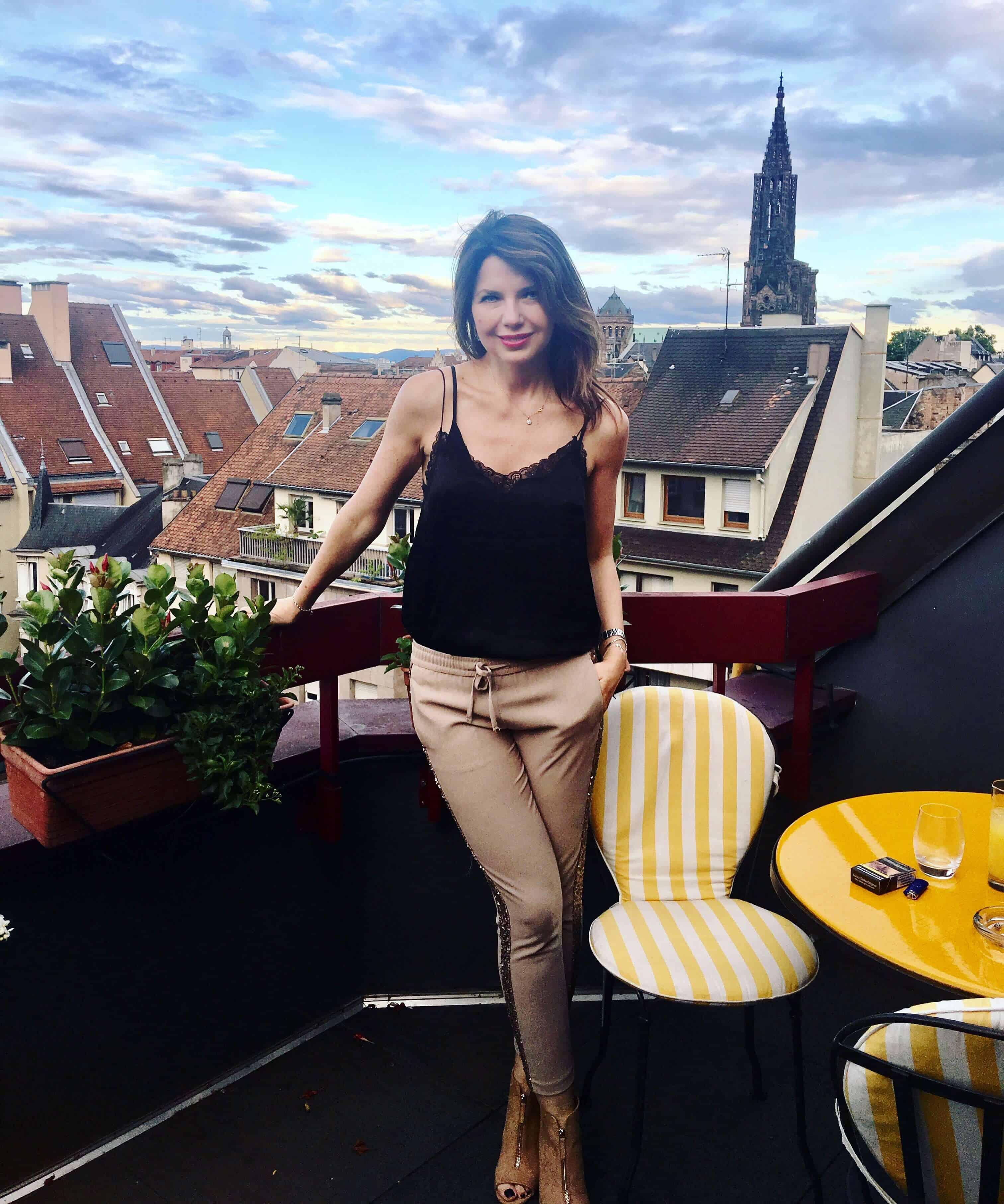 в Штрасбурге Eat-Fly-Dress