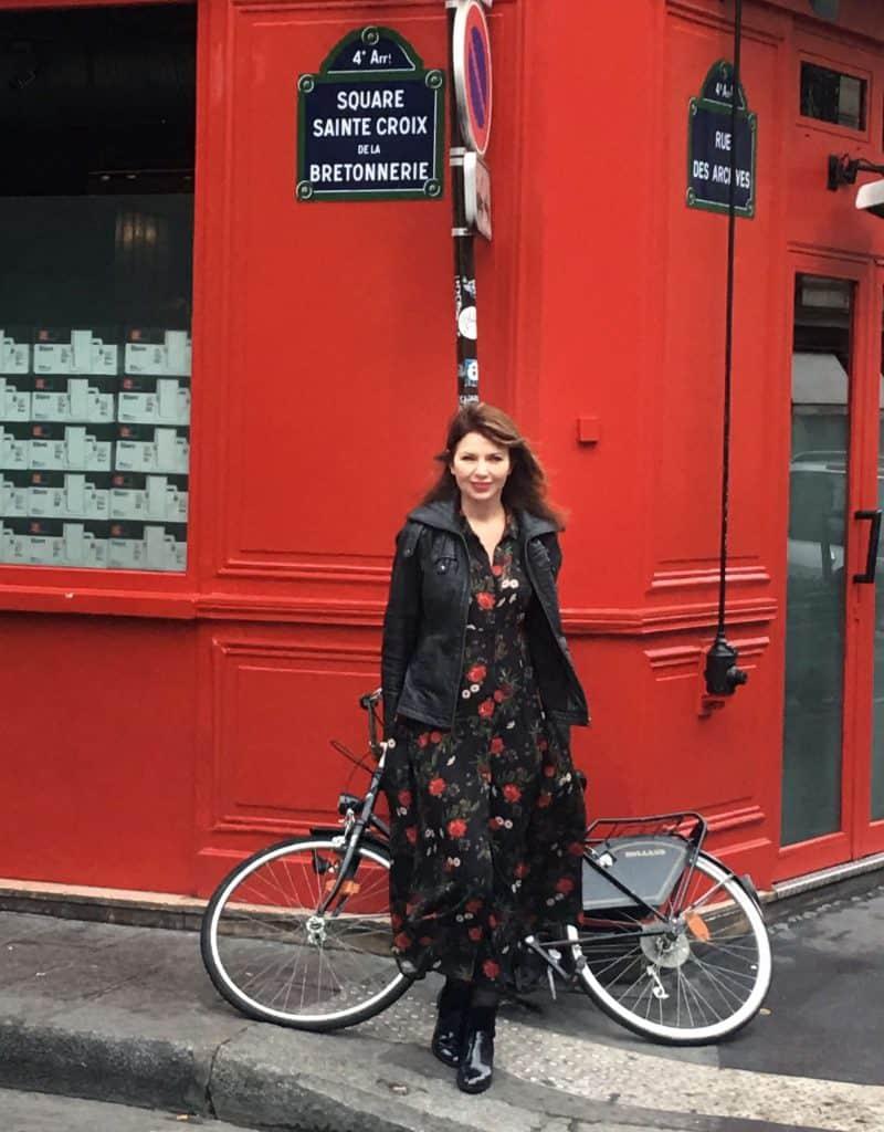 שתי שמלות לכל מזג אוויר Eat-Fly-Dress by Yuliah Vine