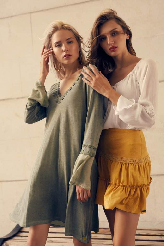 five us fashion - casual chic