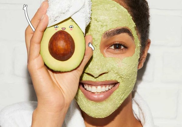 New Kiehl's avocado mask