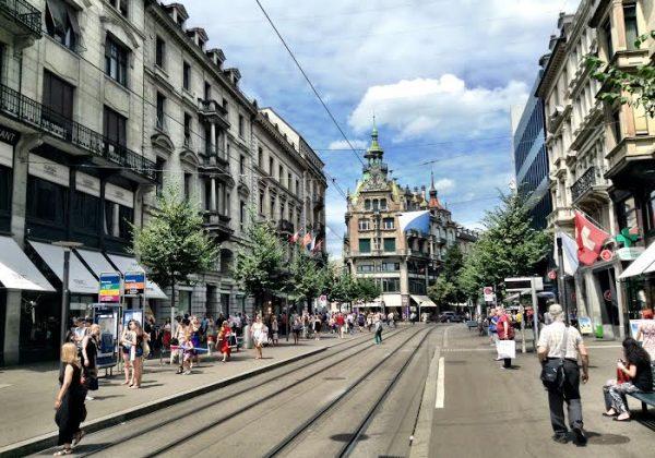 Что я увидела в Цюрихе за 24 часа