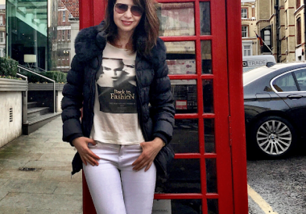 Fashionista is going to eat in London