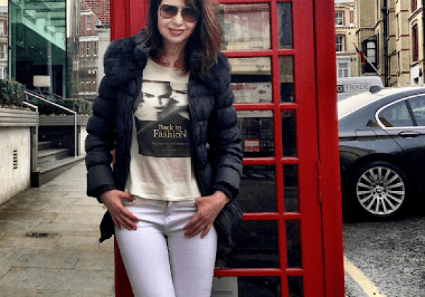 Fashionista находит стильные и вкусные места в Лондоне