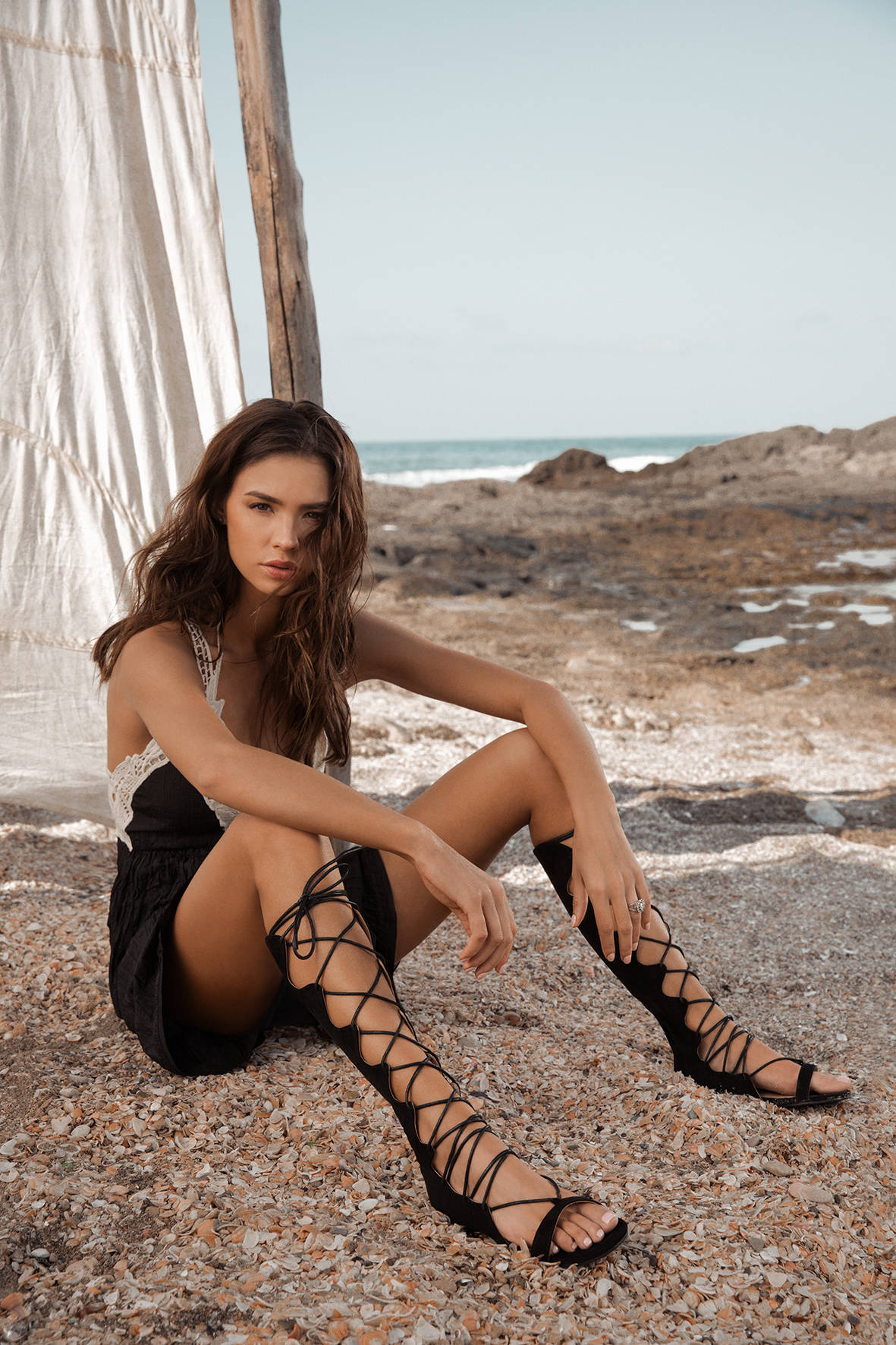 Scoop. Capsule shoe collection by Liat Ashori